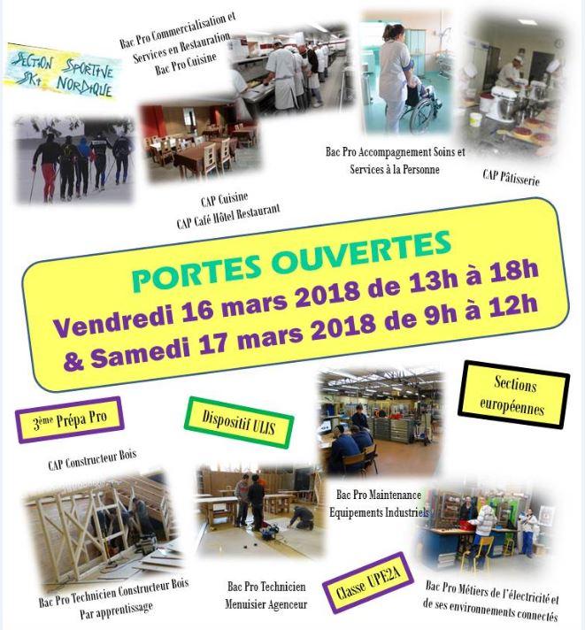 Lyc e professionnel toussaint louverture 81 route de for Concept cuisine pontarlier